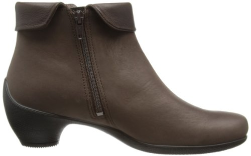 Ecco Ecco Sculptured Marron Coffee 53225 femme Boots Sculptured Coffee AA5wRqrgS