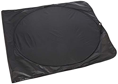 X-Shade Jumbo Sun Shade for Car windshield Comes with Cool Non-slip Pad 83 x 40 Inches