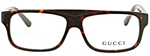 GUCCI 3544 Eyeglasses Featuring Tortoise - Gucci Tortoise Eyeglasses