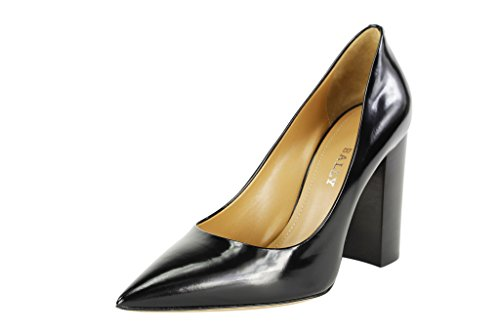 bally-womens-pump-heels-size-5-us-35-eu-black-leather