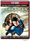 SUPERMAN RETURNS(06/E,J/DD5.1/S:E,J)(HD-DVD)