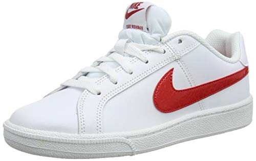 Wmnscourt Nike Royale Red white university white Basses Femme Multicolore 001 Sneakers Hdx5rw4x