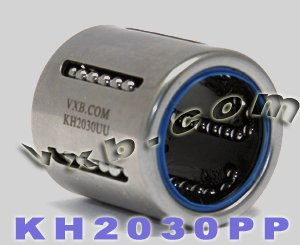 - KH2030PP 20mm Sealed Ball Bushing 20x28x30 Linear Motion Bearings