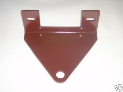 Quality Targets Grasshopper Mower Trailer Hitch 1/4 Thick & 3/4 Hole! by Quality Targets