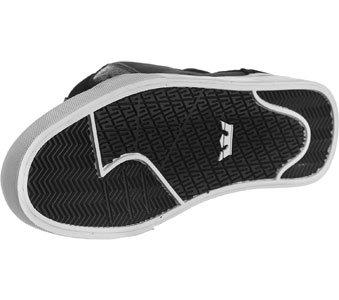 Supra Vaider 3000 Hi Top Sneakers Schoen Zwart 11.5