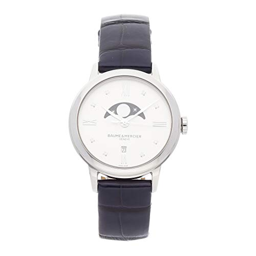 Baume & Mercier Classima Quartz (Battery) Silver Dial Womens Watch M0A10329 (Certified Pre-Owned) ()