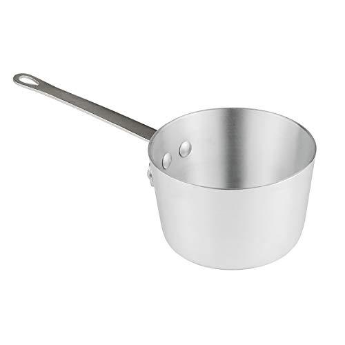 Winco - ASP-2 - Winware 2 1/2 qt Aluminum Sauce Pan