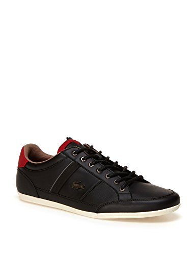 Lacoste Chaymon 118 2 Cam0012wn1, Sneaker Uomo Black