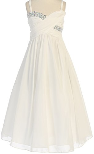 Buy junior bridesmaid bubble dresses - 1
