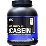 Optimum Nutrition 100% Casein Protein Gold Standard 4 lbs Chocolate Supreme [並行輸入品]