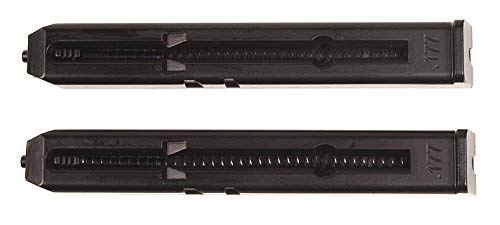 Umarex .177 Caliber BB Gun Air Pistol Magazine (Pack of 2), 19-Shot Capacity (Smith And Wesson M&p 40 Spring Airsoft)