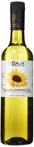 Baja Precious - Organic Sunflower Oil, 750ml (25.3 Fl Oz)