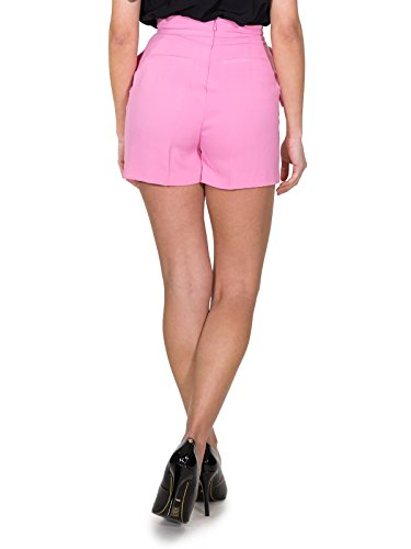 Nero Guess Short Donna Donna Rosa Guess Short XzwnHaqg