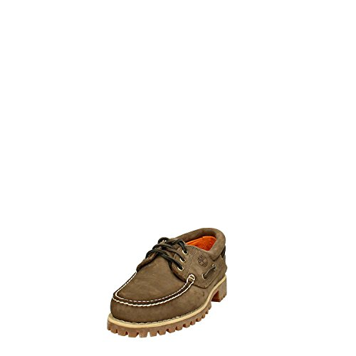TIMBERLAND NAUTICA A1JRY BROWN Marrone