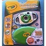 Crayola 2.1MP Digital Camera - Purple/Silver (26070)