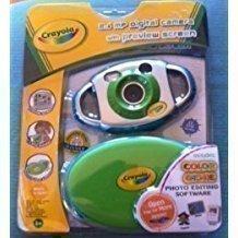Crayola 2.1 MPデジタルカメラ – パープル/シルバー(26070 )   B008GTX8J2