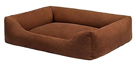 Animaly m00021658 Alcala Cama Caseta para Mascotas - Uso Interior/Exterior, XL, marrón: Amazon.es: Productos para mascotas