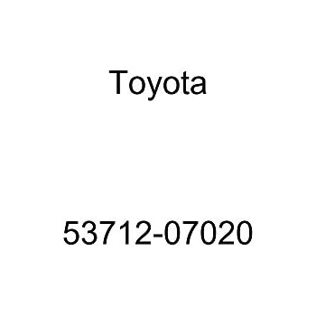 Genuine Toyota Front Panel 53712-02100