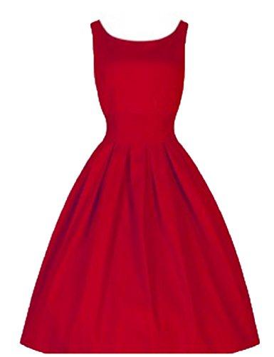 maternity 1950s dress - 5