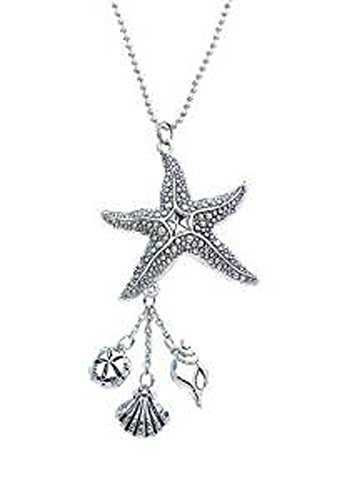 Ganz Starfish Car Charm