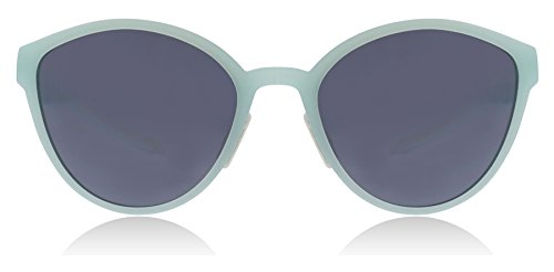Adidas AD34 5100 Turquoise Tempest Butterfly Sunglasses Running, Lens ()
