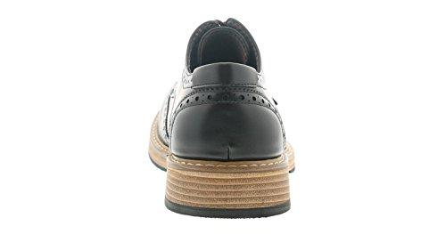Ben Sherman Triumph Zapatos formales Para Hombre Negro - Negro - GB Tallas 6-12