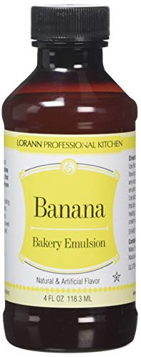 LorAnn Oils Emulsion, Banana, 4 Ounce