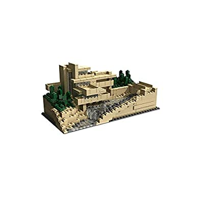 LEGO Architecture Fallingwater (21005) (Discontinued by manufacturer): Toys & Games