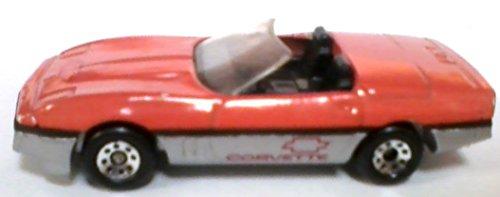 1987 Matchbox (Matchbox Corvette-1987)