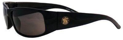 8dc445190b Kimberly-Clark 21303 Smith y Wesson Elite - Gafas de seguridad, marco negro,