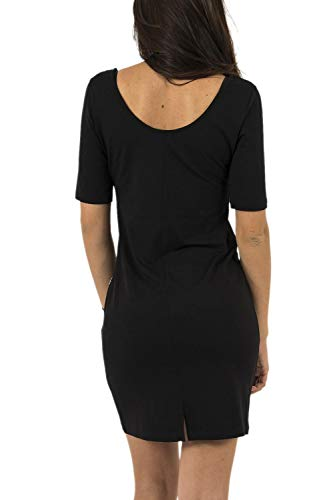 Desigual Dress Desigual Dress Black 18wwvk43 18wwvk43 Dress Desigual Black 18wwvk43 Stencil Desigual Dress Stencil Black Stencil wP7Y7qx