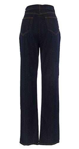 1afecdc32da hot sale MARINA RINALDI by MaxMara Wandra Dark Wash Boot Cut Denim Jeans