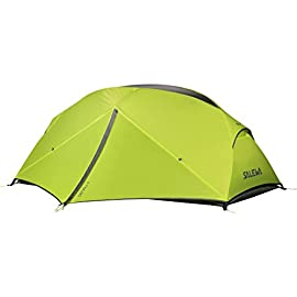 Salewa Denali III Tent: 3-Person 3-Season Cactus/Grey, One Size