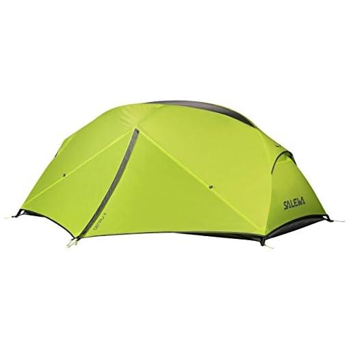 Salewa Denali III Tent: 3-Person 3-Season Cactus/Grey, One Size
