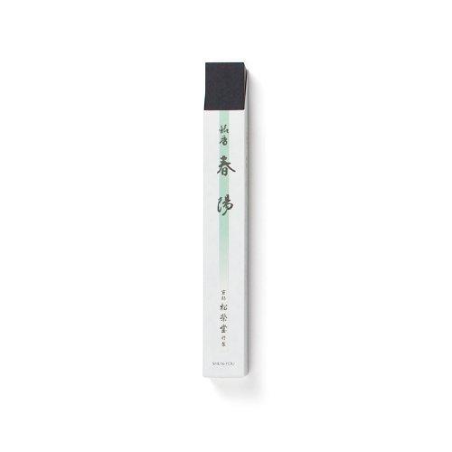 Premium Japanese Incense Sticks - Shun-you - Beckoning Spring by SHOYEIDO (Image #2)