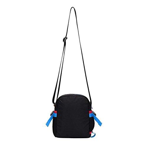 YYY-Bolsillos exteriores de deportes al aire libre multi - funcional bandolera hombres y mujeres viajan mochila de hombro bag? , blue , 12 Green