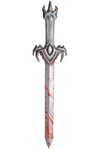[Mememall Fashion Mortal Kombat Subzero Sword Costume Accessory] (Sub Zero Costumes)