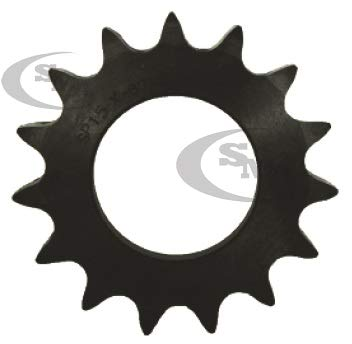 40-21 Tooth Sprocket WSS104021 971-20004021 S80402100 00104021 80402200 (21 Teeth Material)