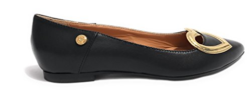 noir pour femme Moschino Ballerines noir WH1SaqwCnY