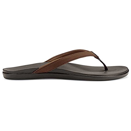 Brown Java Hoopio Dk Copper Sandal jave Woman Olukai q1pHBw
