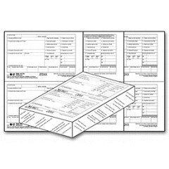 EGP IRS Laser W-2 Magnetic Media Set, 5-part