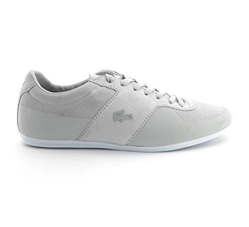 Lacoste - Turnier 216 1 CAM - Sneaker - versch. Farben (46, Light Grey (Grau))