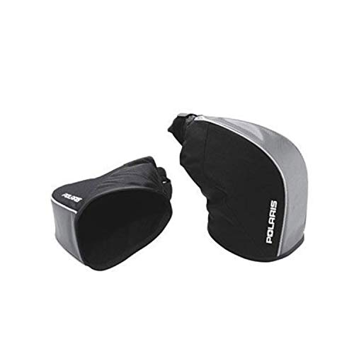 - Genuine Pure Polaris Snowmobile Universal Formed Handlebar Gauntlets pt# 2879796
