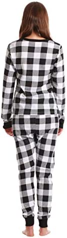 Just Love Women's Thermal Underwear Pajamas Set