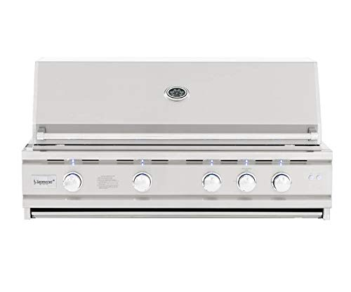 Summerset Trl Deluxe 44-inch 4-burner Built-in Natural Gas Grill With Rotisserie – Trld44-ng