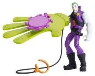 Slapstick Smack Joker Batman Basic Figure Doll