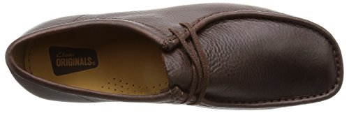 Clarks Originals Wallabee Herren Stiefel Braun (Marron (Brown Leather))