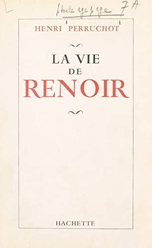 Amazon Com La Vie De Renoir French Edition Ebook Henri