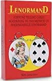 Mlle. Lenormand Fortune Telling Cards (36 Tarot Cards/12274)