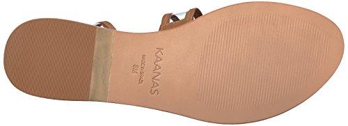 Sandalo Strappy Delle Miele Piatto Olinda Donne Di See Kaanas through xTYtxCw7q